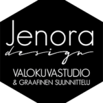 Jenora Design valokuvaus ja graafinen suunnittelu