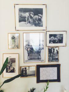 Ruuskehys-gallery-wall-Eiri-valokuvakehykset